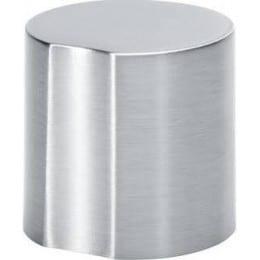 Bouton rotatif rond Franke finition chromée
